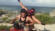 ATV Seashore Tour in Cozumel, Cozumel, 4WD, ATV & Off-Road Tours