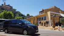 Private transfer small groupe from Marseille Airport to Avignon city by Minivan, Marseille, ...