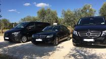Transfer from Les Baux de Provence or St Remy de Provence to Airport of Marseille, Marseille,...
