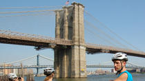 Brooklyn Bridge-Radtour, New York City, Fahrrad- und & Mountainbiketouren