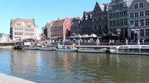 Guided Boat Trip in Ghent, Gante