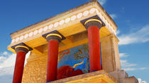 Knossos and Heraklion Day Tour from Rethimno, Crete, Private Sightseeing Tours