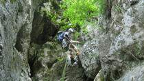 Canyoning on Dambovicioara Gorges from Brasov, Brasov