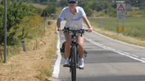 Semi-Independent Bike Tour from Matera to St Giuliano Lake with Return by Minivan , Matera, Bike & ...