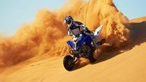 Dubai: 30-Minute Quad Bike Ride with Evening Safari, Sand Boarding and BBQ Dinner, Dubai,...