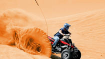 Dubai Half-Hour Quadbike Desert Drive and Sand Boarding, Dubai, Bike & Mountain Bike Tours
