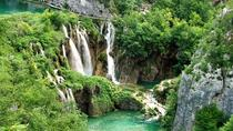 The natural park of Plitvice Lakes transportation, and return to Zadar, Zadar, Day Trips