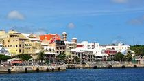 Crystal Caves, Aquarium, City of Hamilton and Ferry, Bermuda, null