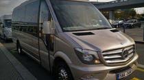 Private Mini Coach Transfer from Prague to Budapest with a stop at Bratislava for up to 15 people,...