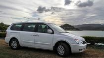 Airlie Beach Resorts to Proserpine Airport Shuttle, Whitsunday e Hamilton