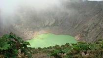 Irazu Volcano, Cartago Ruins and Sarapiqui River Tour from San Jose, San Jose, Day Trips