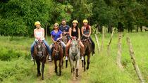 Los Sueños Horseback Riding from Jaco, Playa Hermosa, Horseback Riding