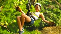 Small-Group Tour: Los Suenos Canopy Adventure from Jaco, Jaco, Ziplines