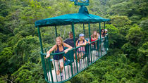 Small-Group Tour: Pacific Rainforest Aerial Tram and Nature Walk from Jaco, Jaco, Half-day Tours