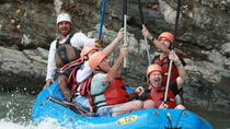 Small-Group Tour: Savegre River White Water Rafting from Jaco, Jaco, White Water Rafting