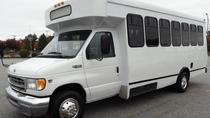 Private Tour on 14 Passenger Shuttle Bus in Ketchikan Alaska, Ketchikan, City Tours