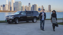 Privater Abflugtransfer des Chicago Airport mit SUV, Chicago, Private Transfers