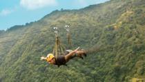 Toro Verde Adventure Park Zipline Plus The Beast, Puerto Rico, Ziplines