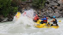 Whitewater Rafting on Kicking Horse River Including Lunch, Kootenay Rockies, White Water Rafting