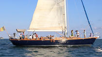 Authentic sunset sailing with exclusive cava aperitif, Barcelona, Day Cruises