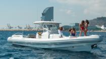 Boat party: Sunbathe and swim in a exclusive boat, Barcelona, Day Cruises