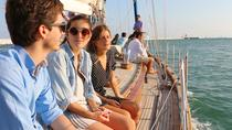 True sailing experience in exclusive wooden sailboat, Barcelona, Day Cruises