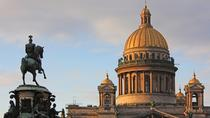 1 Day Optimized Mini-Group Shore Excursion introducing St Petersburg And Peterhof, St Petersburg,...