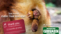 Currumbin Wildlife Sanctuary: 12 Month Membership, Gold Coast, Attraction Tickets