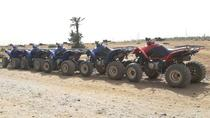 A half day Quad biking tour in Marrakech Palm groove and villages, Marrakech, 4WD, ATV & Off-Road ...
