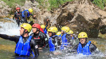 Basic Canyoning on Cetina River from Split, Split, Climbing