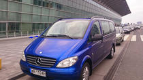 Warsaw Chopin Airport WAW 1-4 PAX One Way Private Transfer, Warsaw