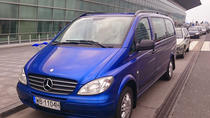 Wroclaw Copernicus Airport 1-3 pax one way private transfer, Wroclaw, Private Transfers