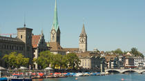 2-Hour Zurich City Walking Tour, Zürich