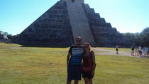 Chichen Itza, Ek Balam and Hubiku Cenote Combo Tour , Playa del Carmen, Day Trips