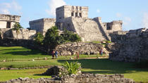 Coba Ruins, Cenote Choha, Tulum and Paradise Beach Day Trip, Playa del Carmen, Day Trips