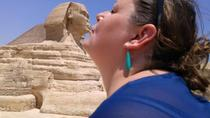 Full-Day Tour Visiting Giza Pyramids and Sphinx Egyptian Museum, Cairo, Private Day Trips