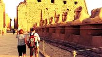 Full-Private Guided Day Tour to Luxor from Cairo by flight from Cairo or Giza hotels, Cairo, ...