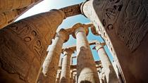 guide private trip to Karnak and Luxor Temples Day tour from luxor hotels or Nile cruise, Luxor,...