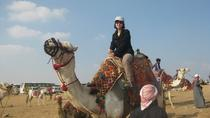 half day tour to Giza pyramids Sphinx Valley temple and camel ride, Giza, Half-day Tours