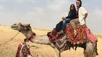 Horse Ride in Desert: Day Trip at 6 am sunrise or 5 pm sunset from Cairo or Giza hotels, Giza, ...