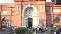 private-day guided tour to Egyptian museum Coptic Cairo and traditional bazaars from Cairo or Giza ...