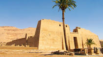 private-full guided day tour to temple of Habu and valley of the workers from Cairo or Giza...