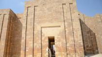 small group guided tour to Giza pyramids complex of sakkara step side pyramids and Memphis  ...