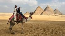 with Egyptology for half day private tour Giza pyramids and sphinx in Cairo or Giza hotel, Giza, ...