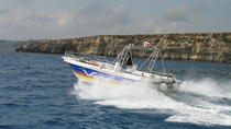 Combination Tour of Powerboat & Jeep - Gozo & Comino, Valletta, 4WD, ATV & Off-Road Tours