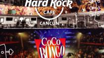 Cancun Dinner and Party Combo Hard Rock and Coco Bongo Preferred Access, Cancun, Food Tours