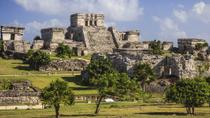 Cancun Super Saver: Tulum and Coba Ruins Including Cenote Swim and Lunch, Cancun