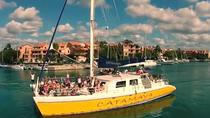 Catamaran and Snorkeling Combo Tour with Lunch , Cancun, Day Cruises
