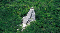 Coba Ruins Sunset Tour with Cultural or Extreme Experience Plus Dinner and Show, Cancun