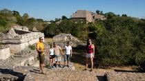 Ek Balam Ruins and Cenote Maya Park Day Trip from Playa del Carmen, Playa del Carmen, Cultural Tours
